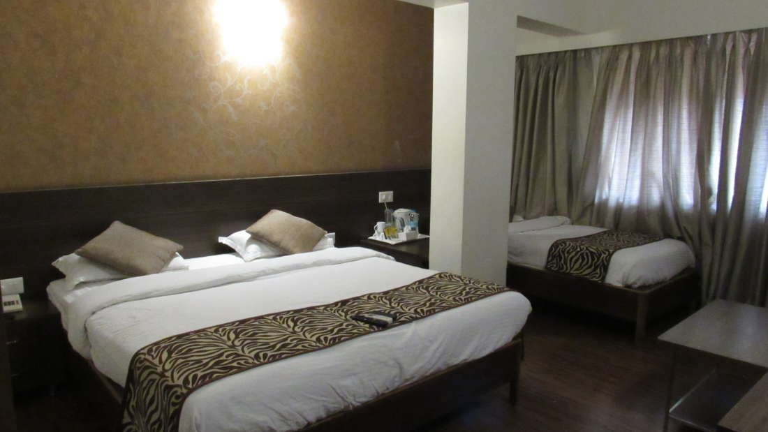 Hotel Maharana Inn Chembur Hotel in Mumbai Family Rooms 1