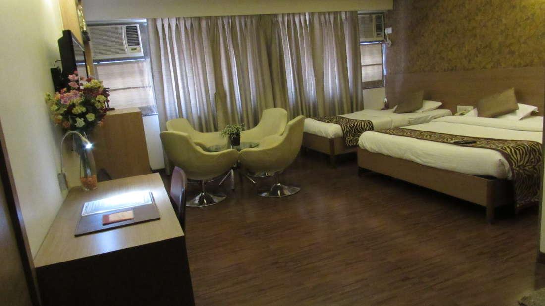 Hotel Maharana Inn Chembur Hotel in Mumbai Suites 2