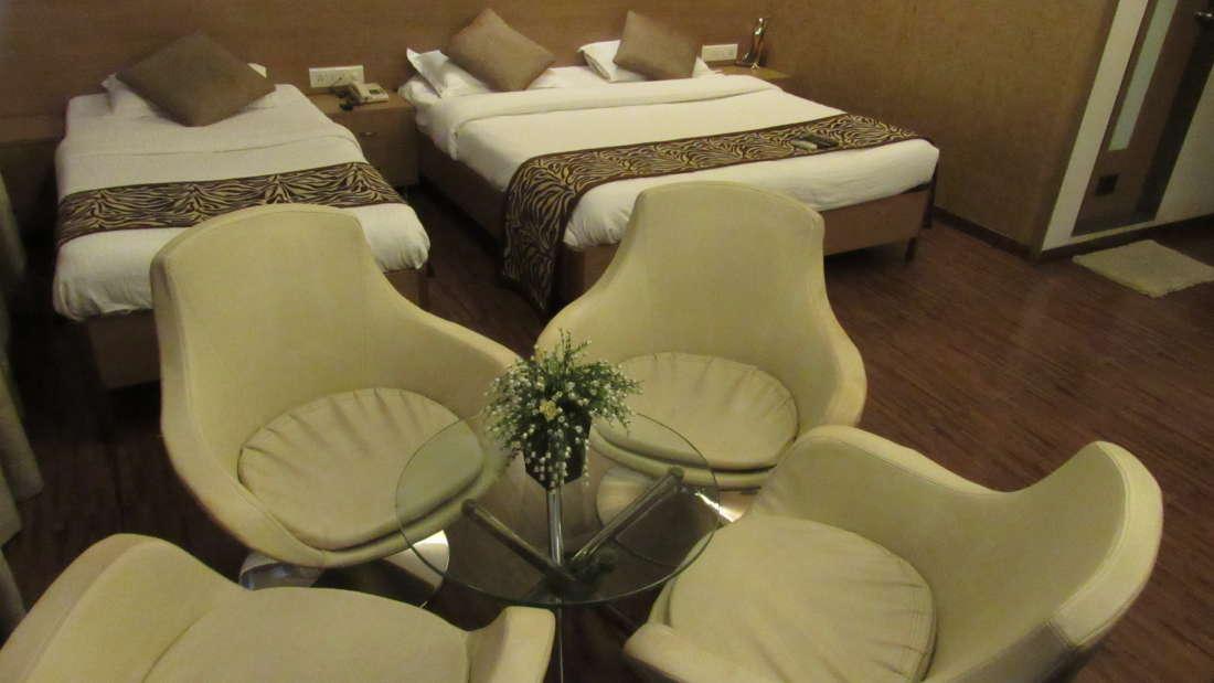 Hotel Maharana Inn Chembur Hotel in Mumbai Suites 4