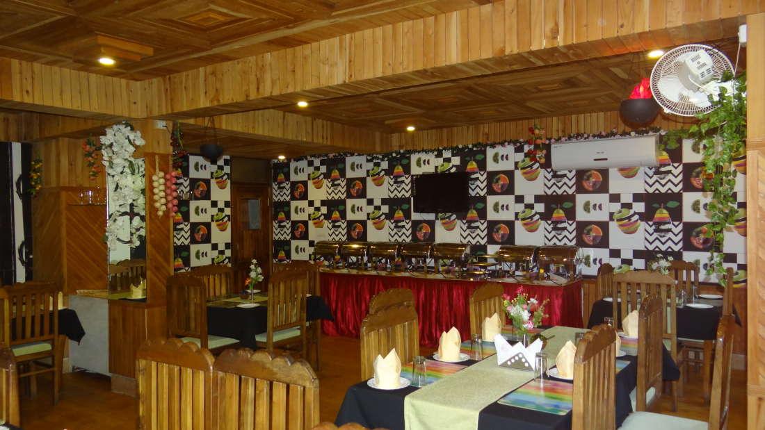 Hotel Natraj, Manali Manali Restaurant Hotel Nataraj Manali 3
