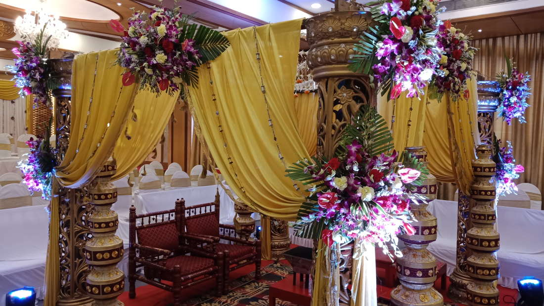 Banquet Hall at Kohinoor Lodge - Dadar Mumbai 25