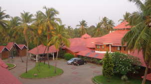 Location, Sree Gokulam Nalanda Resorts, Luxury Resort in Kasaragod