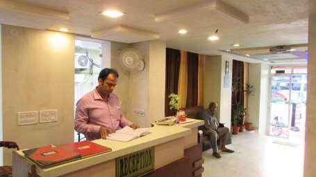 Hotel Abhiraj Palace Jaipur Jaipur Lobby 1 Hotel Abhiraj Palace Jaipur