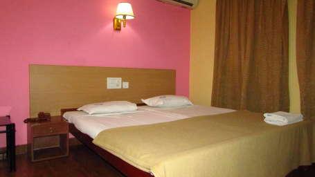 Hotel Srinivas, Kochi Cochin Single AC Room Hotel Srinivas Kochi