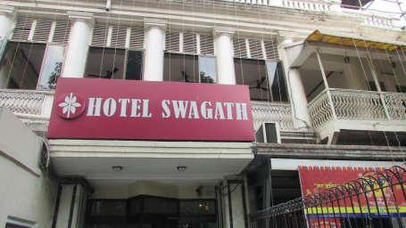 Hotel Swagath, Hazra Road, Kolkata Kolkata Facade Hotel Swagath Kolkata