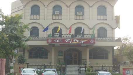 Hotel Taj Plaza Agra Hotel Taj Plaza Agra 4