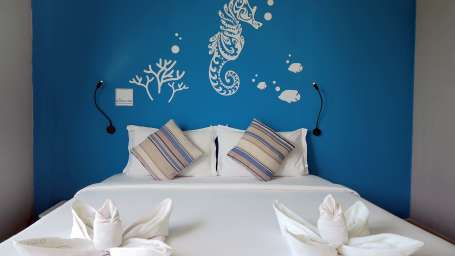 Deluxe Double Bed Full Sea View Accommodation in Krabi hotels in Phi Phi Island 4