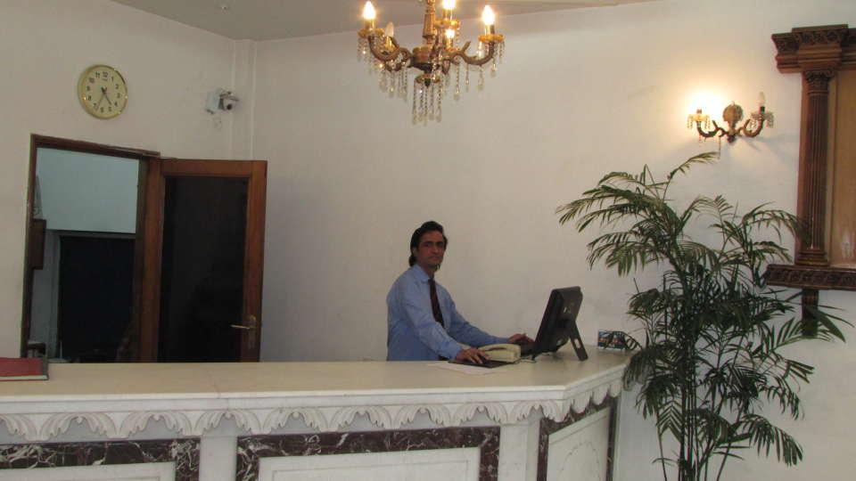 Hotel  Diana Palace, Jaipur Jaipur Reception and Lobby Hotel Diana Palace Jaipur 6