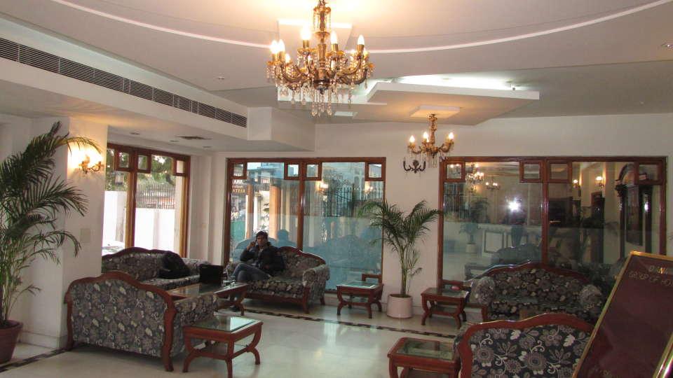 Hotel  Diana Palace, Jaipur Jaipur Reception and Lobby Hotel Diana Palace Jaipur 8