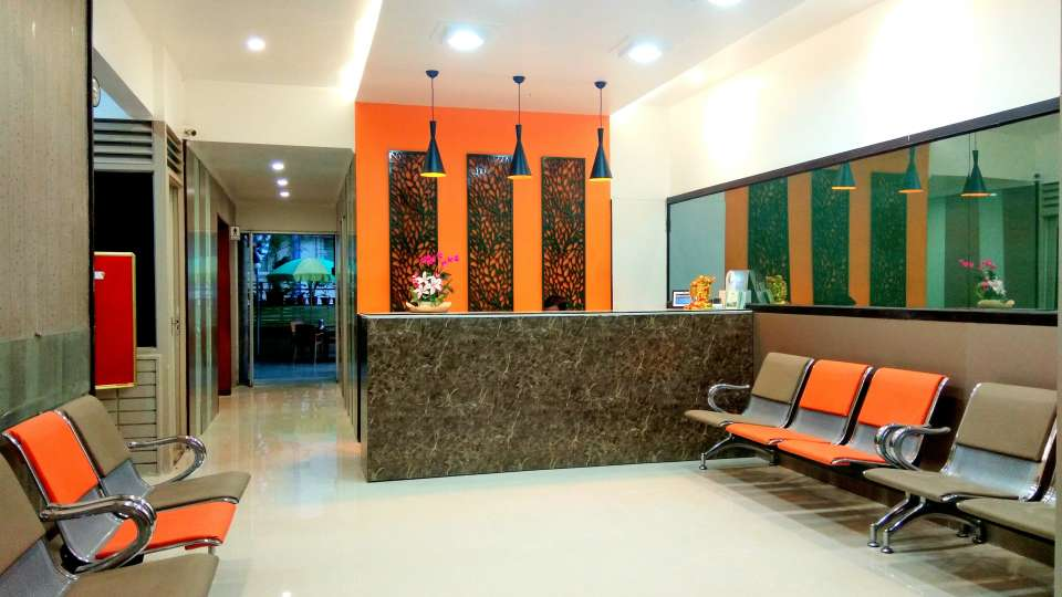 Hotel Raviraj, Pune Pune New lobby
