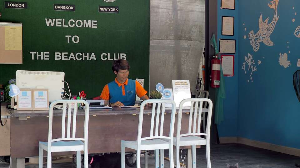 The Beacha Bistro Restaurant10 at The Beacha Club Hotel Krabi Restaurants In Krabi