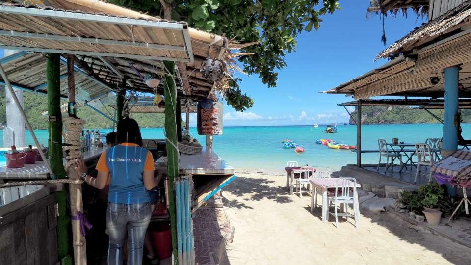 The Beacha Bistro Restaurant12 at The Beacha Club Hotel Krabi best Restaurants In Krabi
