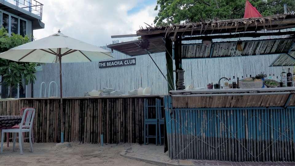 The Beacha Bistro Restaurant9 at The Beacha Club Hotel Krabi Phi Phi Islands