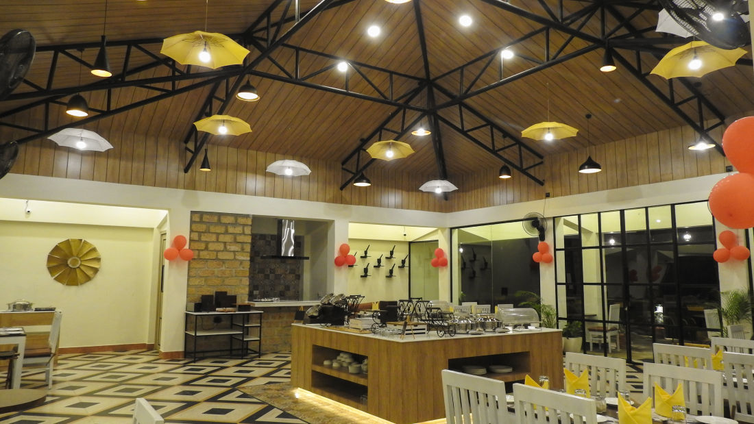 Best Resaurants in Cherrapunji, Multicuisine restaurant in Cherrapunji, Polo Orchid Resort, Cherrapunji-8