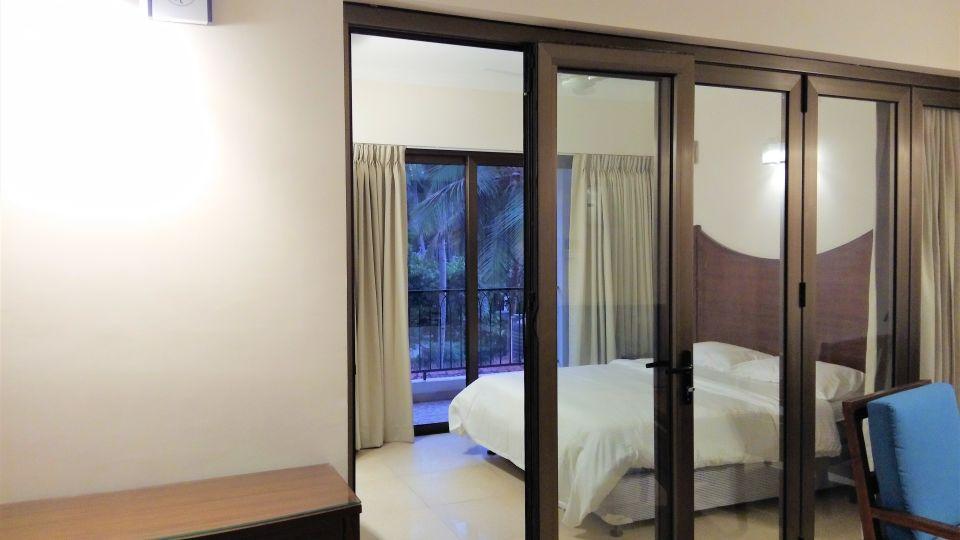 Cindrella Bedroom with balcony