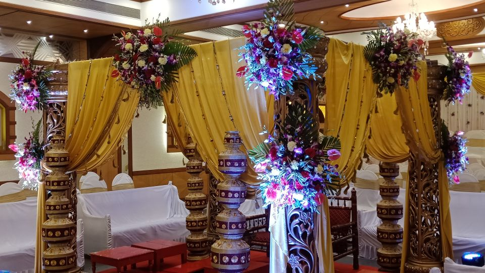 Banquet Hall at Kohinoor Lodge - Dadar Mumbai 23