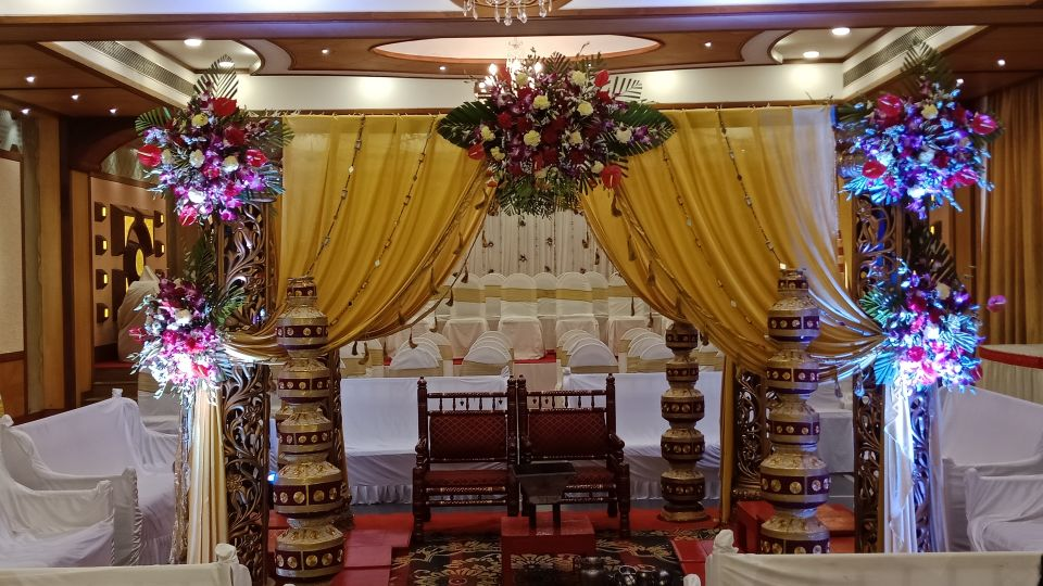 Banquet Hall at Kohinoor Lodge - Dadar Mumbai 24