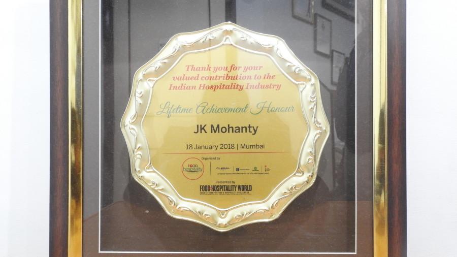 Odisha Living Legend Award 2018