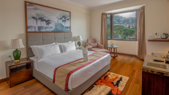 valley View- Double Bed