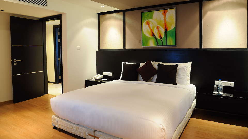 Executive Suites at Davanam Sarovar Bangalore, Best Hotels in Bangalore 2