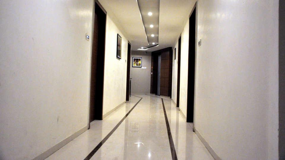 Corridor Hotel Jyoti - Rajkot Gujrat 5
