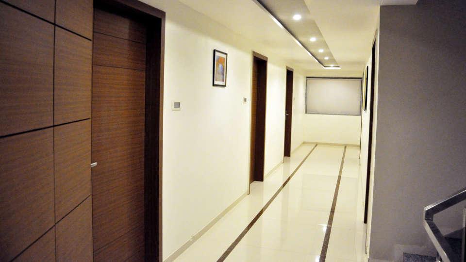 Corridor Hotel Jyoti - Rajkot Gujrat 6