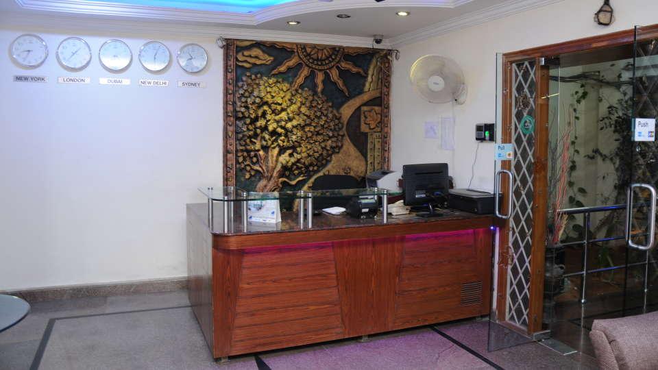 Maple Suites Serviced Apartments, Bangalore Bangalore Reception Maple Suites Serviced Apartments Bangalore
