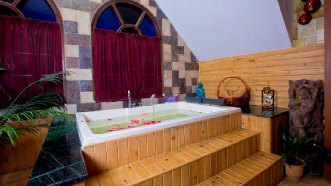 Spa at Hotel Mount View,  best Spas in Dalhousie 1