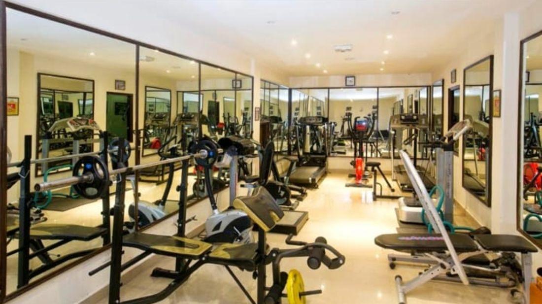 gym at Hotel Mount View, best hotels in Dalhousie 1