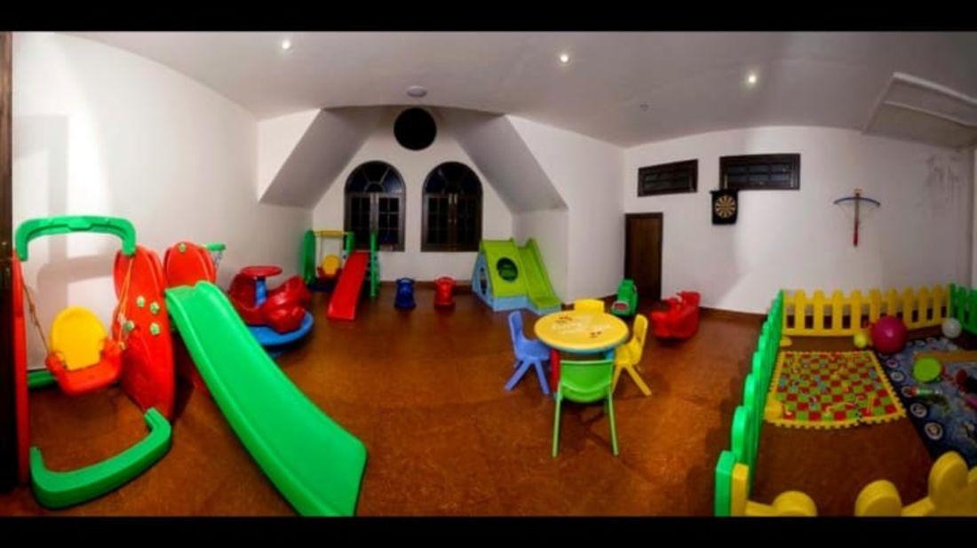 kids zone at Hotel Mount View, best hotels in Dalhousie
