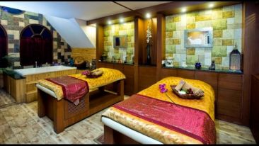 Spa at Hotel Mount View,  best Spas in Dalhousie 2