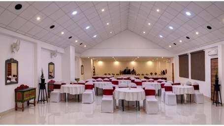 Banquet at Summit Denzong Hotel Spa Gangtok 3