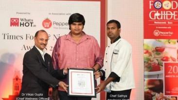 Hablis Hotel Chennai Chennai Times-Award-1 Hablis Hotel Chennai