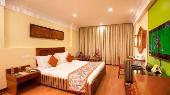 Executive Room at Ambassador Pallava Chennai 4
