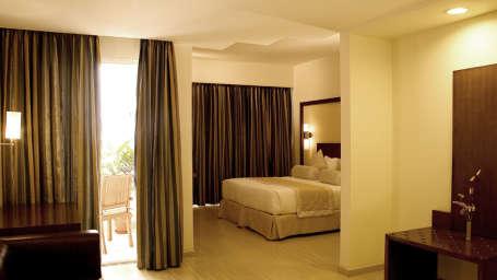Evoma Hotel, K R Puram, Bangalore Bangalore Suite Room Evoma Hotel K R Puram Bangalore 2