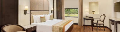 Premium Room at La Place Sarovar Portico Lucknow, lucknow hotels