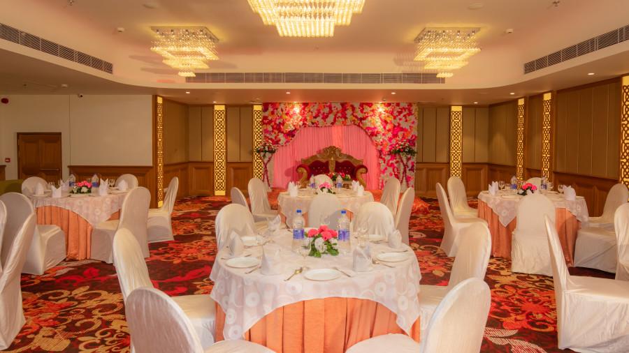 Chamber Hall at VITS Hotel, Bhubaneswar