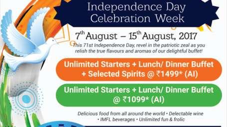 VITS Hotel, Mumbai Mumbai Independence Day