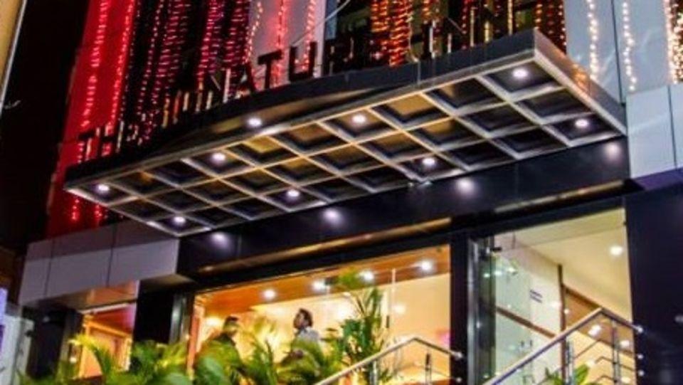 The Signature Inn Hotel, Bangalore Bangalore New Fascade Image 1