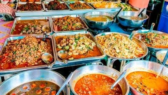 Emblem Hotels  street food