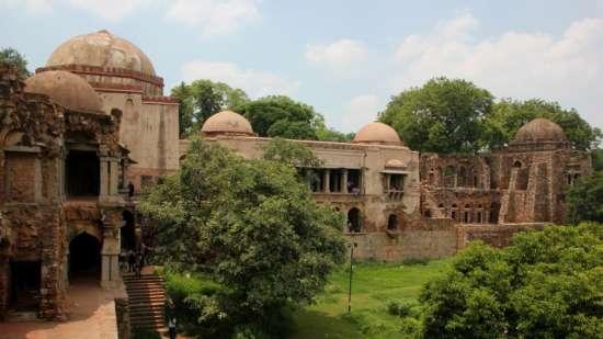 Hauz khas New Delhi-e1516262970355