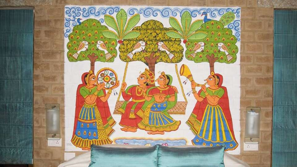 Our Native Village Bengaluru Our Native Village Murals 6