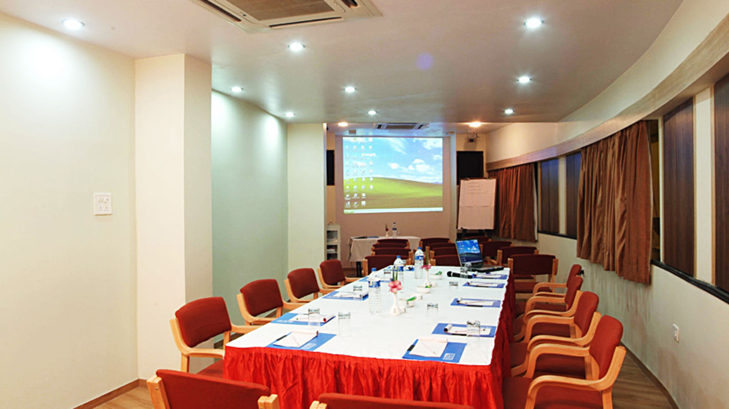 Conference Hall at Hotel Sarovar Portico Lonavala
