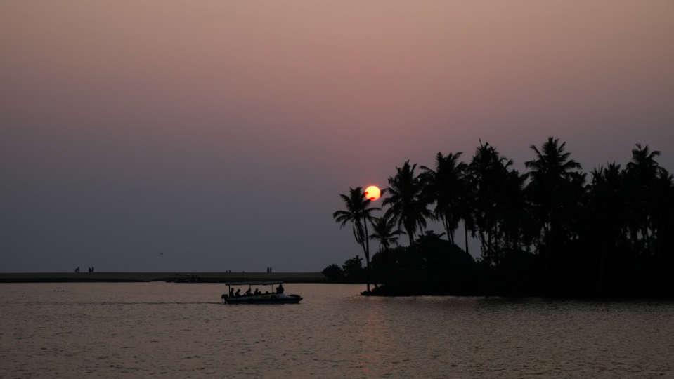 Estuary Sunset View 2