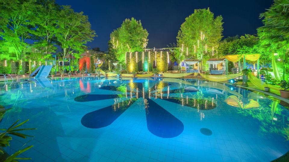 Swimming Pool at Renest Shirdi 3