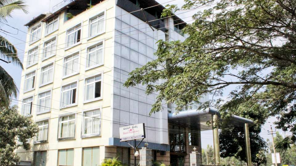 Hotel Presidency Bangalore