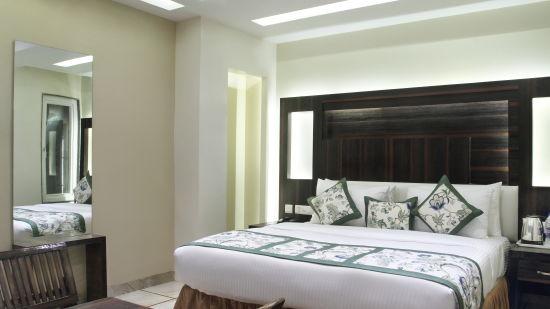 Hotel Hari Piorko - Paharganj, New Delhi New Delhi Executive Room New Wing Hotel Hari Piorko Paharganj New Delhi 2