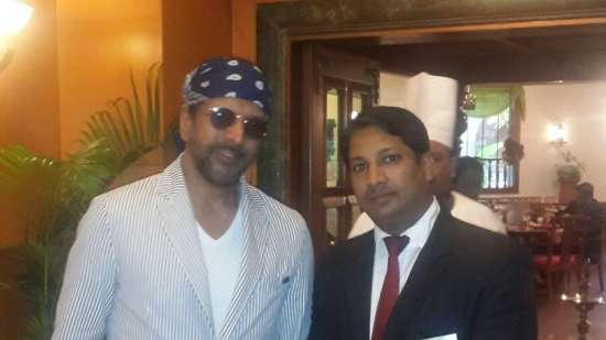 The Orchid - Five Star Ecotel Hotel Mumbai javed jaffrey at orchid ecotel hotel mumbai