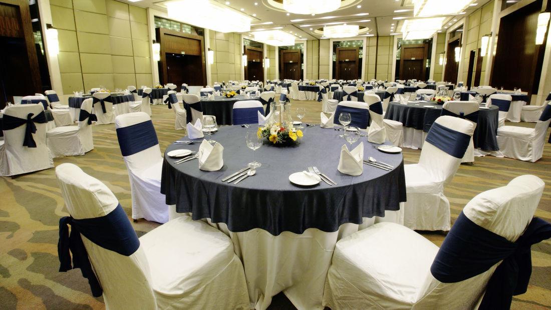 banquet halls, the grand hotel new delhi, Party halls in Delhi  -8