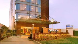 Facade at Park Inn, Gurgaon - A Carlson Brand Managed by Sarovar Hotels, best hotel in gurgaon32
